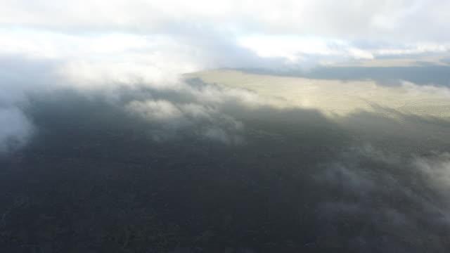 Clouds Above Tanzania
