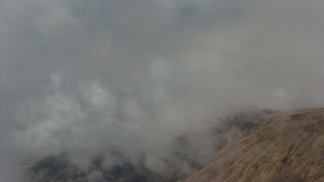 clouds form where the atacama desert borders the pacific ocean. available in hd. - form stock videos and b-roll footage