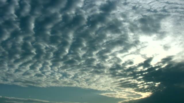 T/L LA Clouds in sky at sunset