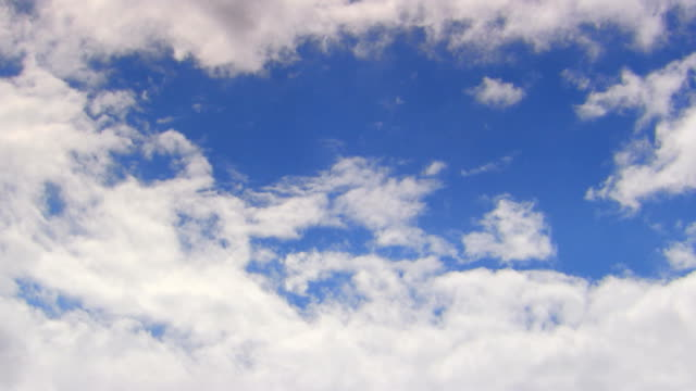Clouds, low angle