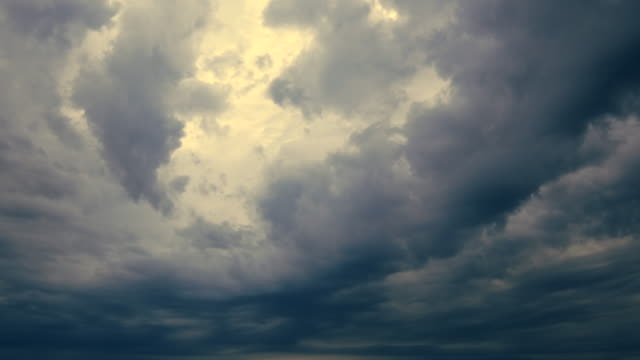 clouds movement / kannauj, uttar pradesh, india - full stock videos & royalty-free footage