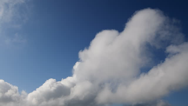 clouds movement - light natural phenomenon stock videos & royalty-free footage