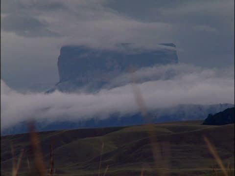 clouds over a landscape - named wilderness area stock videos & royalty-free footage
