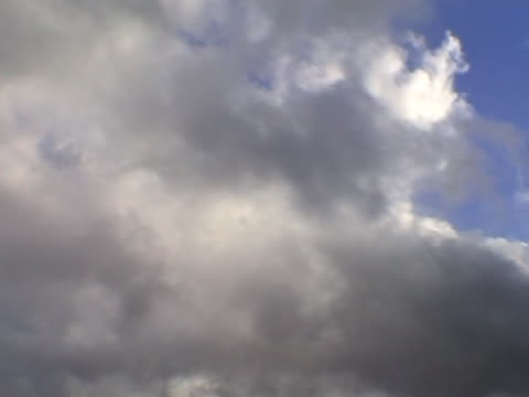stockvideo's en b-roll-footage met clouds over holland fourty (part seven) (time-lapse) - opeenvolgende serie