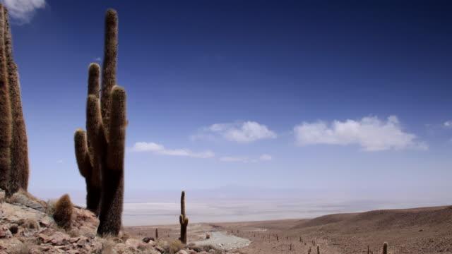 TL clouds over the Atacama Desert