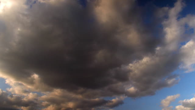 clouds time lapse blue sky. 3 - meteorology stock videos & royalty-free footage