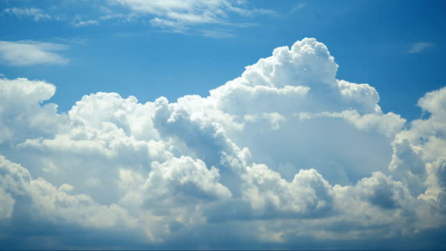 clouds timelapse - stratocumulus stock videos and b-roll footage