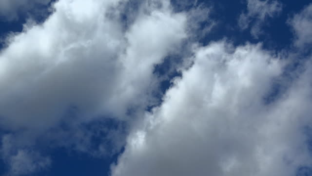 clouds - low angle view stock-videos und b-roll-filmmaterial