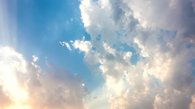 cloudscape sunset - jesus christ stock videos & royalty-free footage