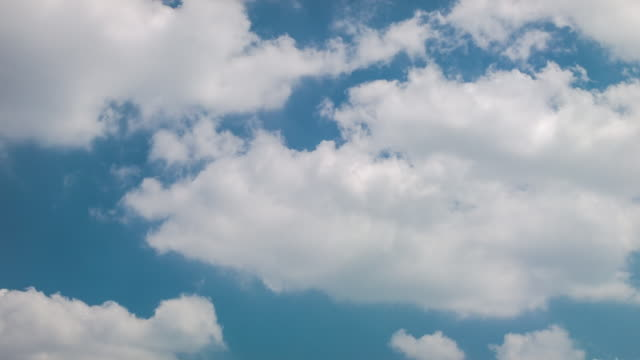 cloudscape. tokyo, japan - soft cloud sky stock videos & royalty-free footage