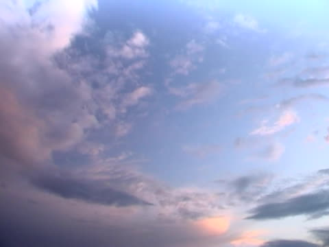 cloudy skies - stratocumulus stock videos and b-roll footage
