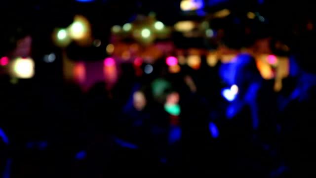vídeos de stock e filmes b-roll de club - rave