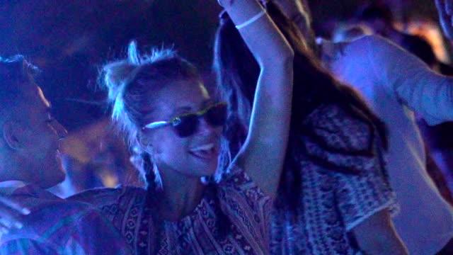 Clubbing in slow motion.