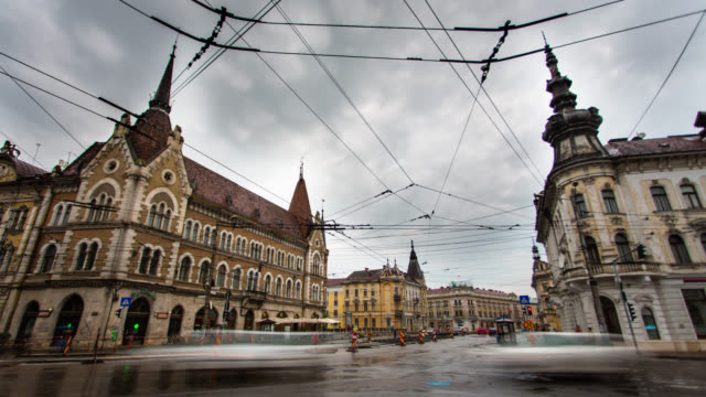 ZEITRAFFER: Cluj-Napoca