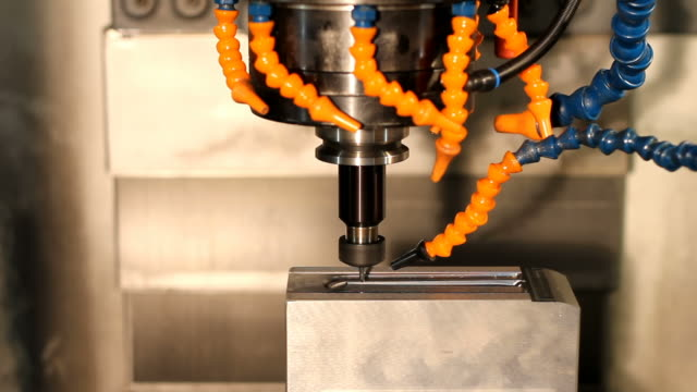 Cnc Machine Without Coolant Spray