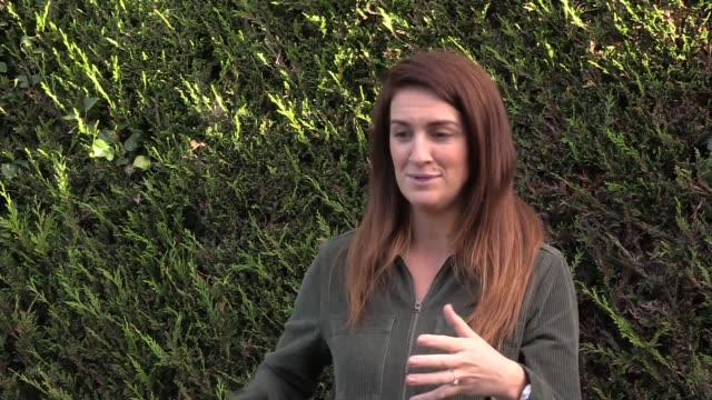 co down artist and business woman aly harte has spoken about her experience after catching covid-19, how her symptoms went from a bad taste in her... - exhaustion stock videos & royalty-free footage