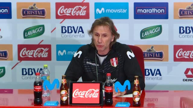 Coach Ricardo Gareca announces his final list of 23 players who will represent Peru at the Copa America in Brazil and who will play in upcoming...