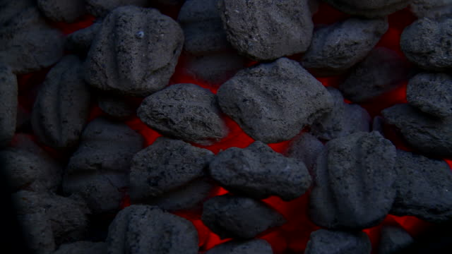 coal fire - coal stock videos & royalty-free footage