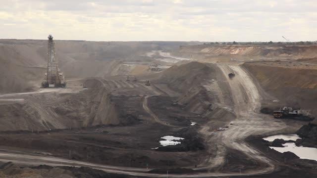 coal mine activity - coal stock videos & royalty-free footage