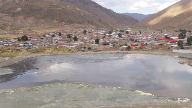 coal mining town / potosi, bolivia - coal mine stock videos & royalty-free footage