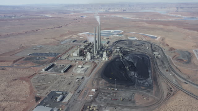 coal power generation factory - page arizona stock videos and b-roll footage