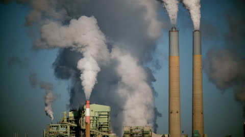 coal power plant hd - plant stock videos & royalty-free footage