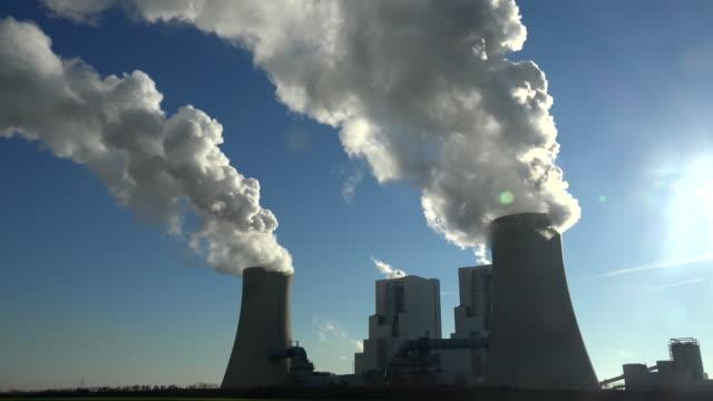 RWE Coal Power Plant Neurath, North Rhine Westphalia, Germany
