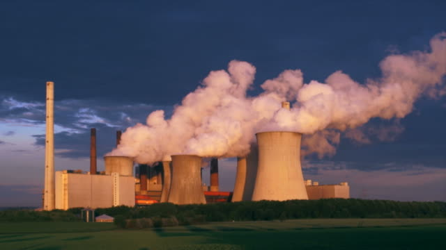 HD Coal Power Plant (Real Time)