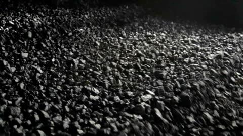 vidéos et rushes de délavé convoyeur charbon - mine de charbon