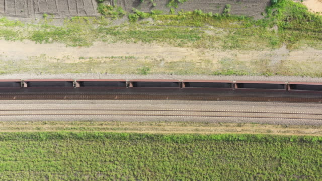 coal train - rail transportation stock videos & royalty-free footage