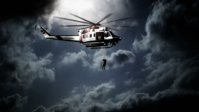 coast guard search rescue helicopter - help single word stock videos and b-roll footage