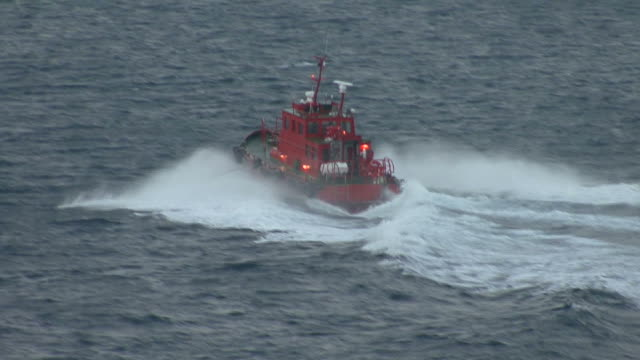 coast guards bosphore - seascape stock videos & royalty-free footage