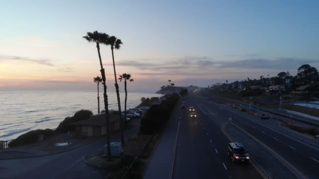 coast highway - route 001 stock videos & royalty-free footage