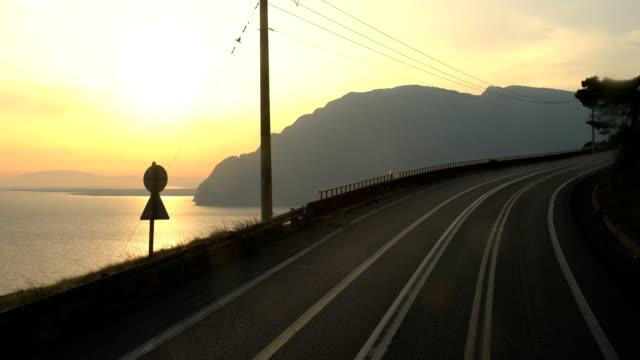 coast road - coastal road stock videos & royalty-free footage