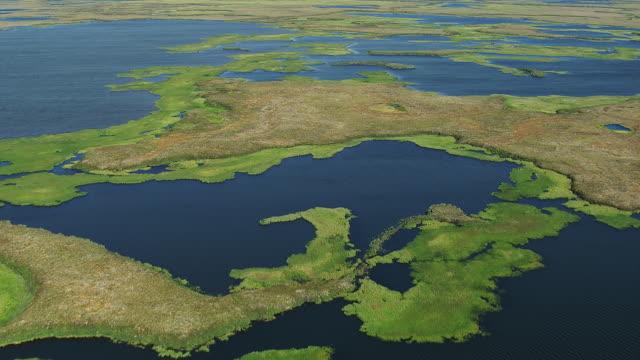 vidéos et rushes de coastal area in western alaska - hémisphère nord