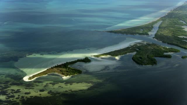 57 Ria Lagartos Biosphere Reserve Video Clips & Footage