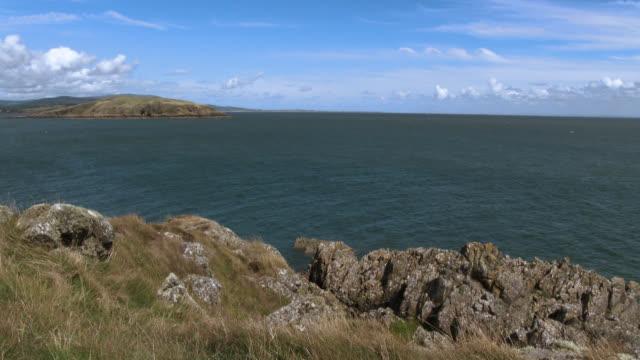 Coastal scene in south west Scotland