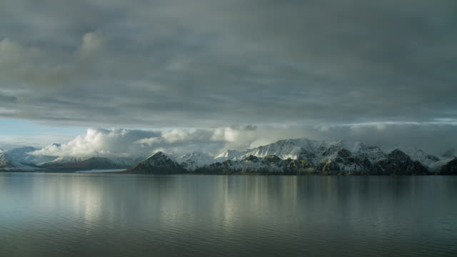Coastal View Of Bylot Island In Canada
