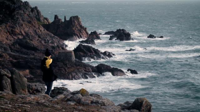 der coastal zu - kopfbedeckung stock-videos und b-roll-filmmaterial