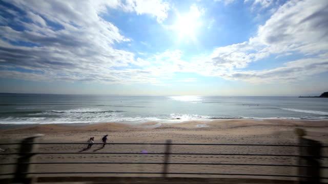 stockvideo's en b-roll-footage met coastline drive - plusphoto