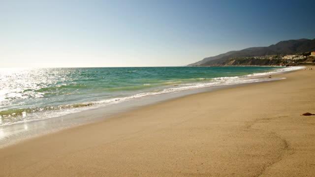 coastline in Southern California