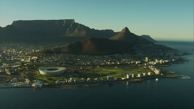 coastline of cape town - western cape province stock videos & royalty-free footage