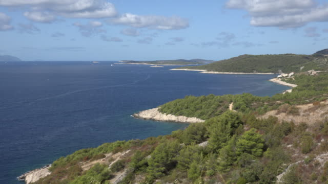 PAN / Coastline of Hvar