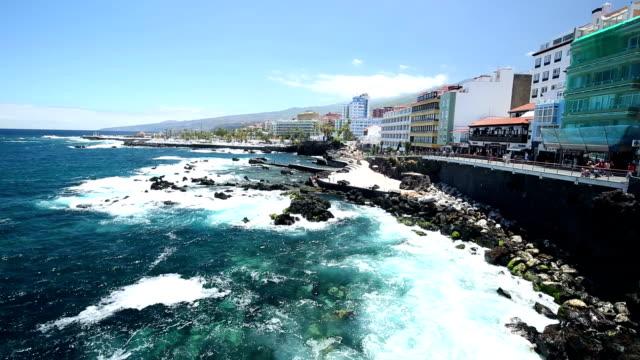 Litoral ver em Puerto de La Cruz