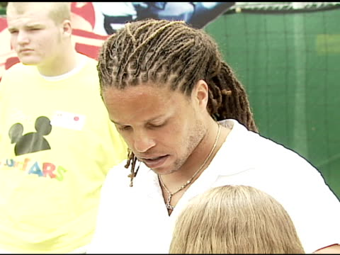 Cobi Jones at the 'A Time For Heroes' Celebrity Picnic and Carnival to Benefit the Elizabeth Glaser Pediatric AIDS Foundation at Wadsworth Theatre in...