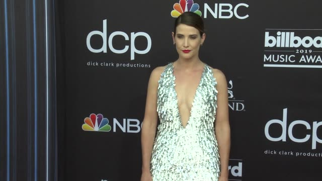 cobie smulders at the 2019 billboard music awards at mgm grand garden arena on may 1 2019 in las vegas nevada - mgm grand garden arena stock videos & royalty-free footage