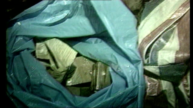 Cocaine haul uncovered by police
