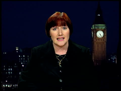 vídeos de stock e filmes b-roll de a year on england london 2 way exwestminster geraldine smith mp interview sot on the positive side the gangmasters bill has gone through parliament... - john w. snow político