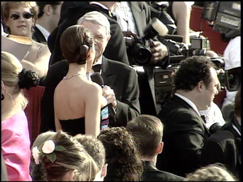 coco lee at the 2001 academy awards at the shrine auditorium in los angeles california on march 25 2001 - 73rd annual academy awards stock videos & royalty-free footage