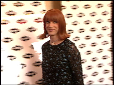 coco peru at the 'party monster' premiere at orpheum theatre in los angeles, california on july 10, 2003. - orpheum theatre stock videos & royalty-free footage